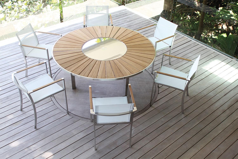 Mobilier ext rieur parasols voiles d 39 ombrage jardin passions for Mobilier exterieur