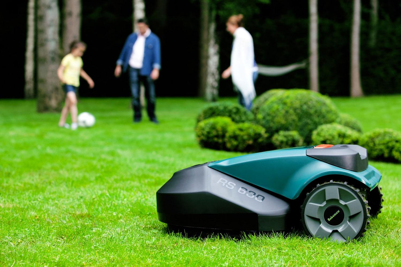 robot tondeuse rouen