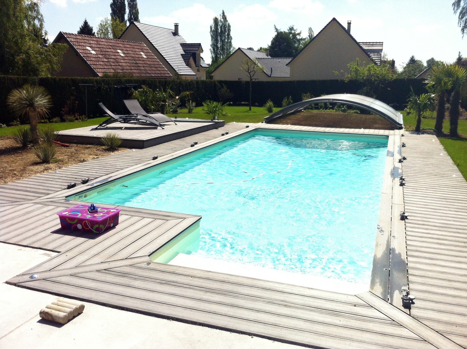 jardin passions conception de piscines traditionnelles