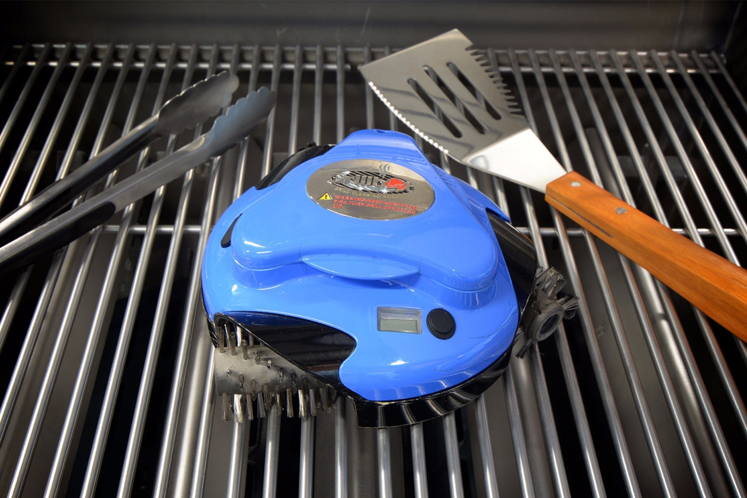 robot de barbecue